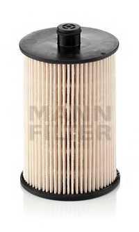 Фильтр топливный MANN-FILTER PU 823 x - изображение