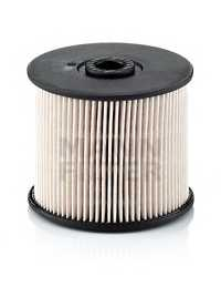 Фильтр топливный MANN-FILTER PU830x - изображение