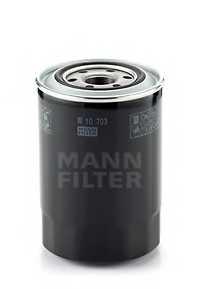 Фильтр масляный MANN-FILTER W 10 703 - изображение