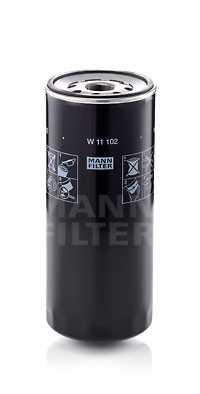 Фильтр масляный MANN-FILTER W11102 - изображение