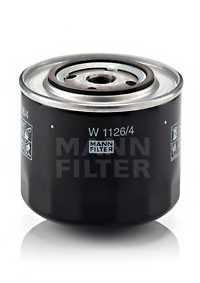Фильтр масляный MANN-FILTER W1126 - изображение