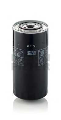 Фильтр масляный MANN-FILTER W 1170 - изображение