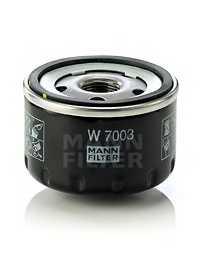 Фильтр масляный MANN-FILTER W 7003 - изображение