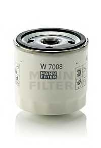 Фильтр масляный MANN-FILTER W 7008 - изображение