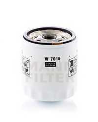 Фильтр масляный MANN-FILTER W7015 - изображение