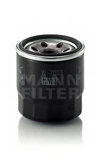 Фильтр масляный MANN-FILTER W 7023 - изображение