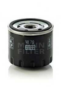 Фильтр масляный MANN-FILTER W79 - изображение