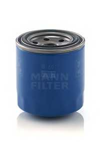 Фильтр масляный MANN-FILTER W 8017 - изображение
