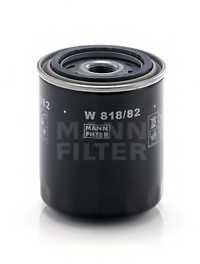 Фильтр масляный MANN-FILTER W 818/82 - изображение