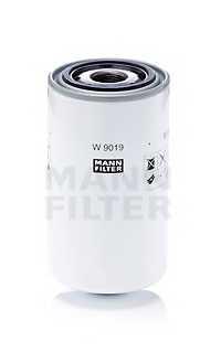 Фильтр масляный MANN-FILTER W 9019 - изображение