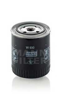 Фильтр масляный MANN-FILTER W 930 - изображение