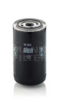 Фильтр масляный MANN-FILTER W 950 - изображение