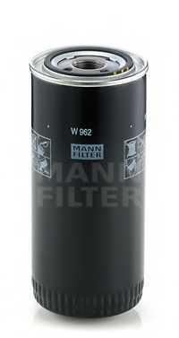 Фильтр масляный MANN-FILTER W962 - изображение
