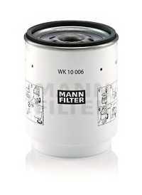 Фильтр топливный MANN-FILTER WK 10 006 z - изображение