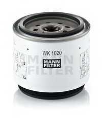 Фильтр топливный MANN-FILTER WK1020x - изображение