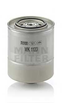 Фильтр топливный MANN-FILTER WK 1123 - изображение