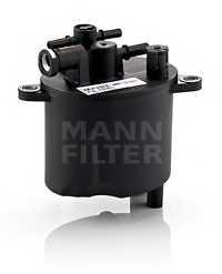 Фильтр топливный MANN-FILTER WK 12 001 - изображение