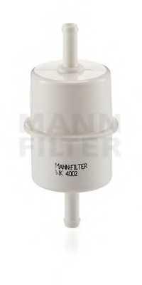 Фильтр топливный MANN-FILTER WK 4002 - изображение