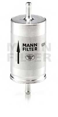 Фильтр топливный MANN-FILTER WK 410 - изображение