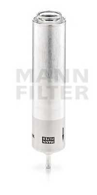 Фильтр топливный MANN-FILTER WK5001 - изображение
