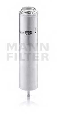 Фильтр топливный MANN-FILTER WK 5002 x - изображение