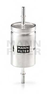 Фильтр топливный MANN-FILTER WK512 - изображение