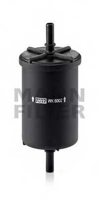 Фильтр топливный MANN-FILTER WK 6002 - изображение