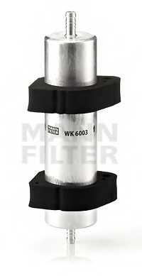 Фильтр топливный MANN-FILTER WK6003 - изображение