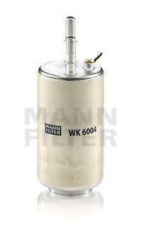 Фильтр топливный MANN-FILTER WK 6004 - изображение