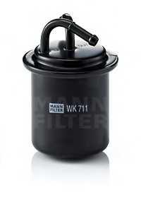 Фильтр топливный MANN-FILTER WK 711 - изображение