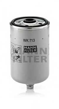 Фильтр топливный MANN-FILTER WK 713 - изображение