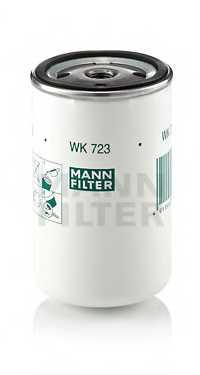 Фильтр топливный MANN-FILTER WK 723 - изображение