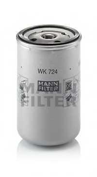 Фильтр топливный MANN-FILTER WK 724 - изображение