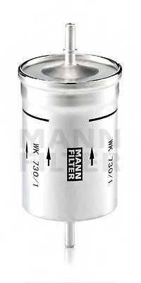 Фильтр топливный MANN-FILTER WK 730/1 - изображение