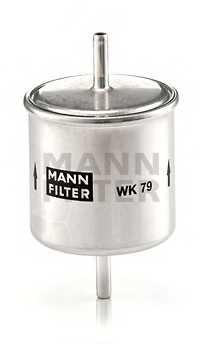 Фильтр топливный MANN-FILTER WK 79 - изображение