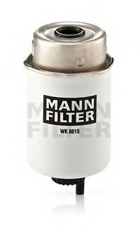 Фильтр топливный MANN-FILTER WK 8015 - изображение