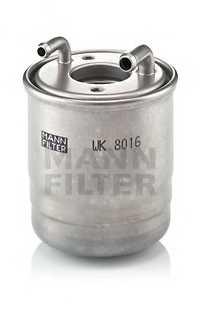Фильтр топливный MANN-FILTER WK 8016 x - изображение