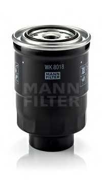 Фильтр топливный MANN-FILTER WK 8018 x - изображение
