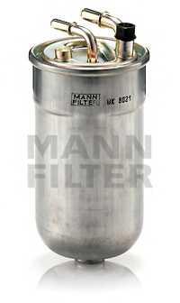 Фильтр топливный MANN-FILTER WK 8021 - изображение