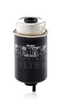 Фильтр топливный MANN-FILTER WK 8038 - изображение