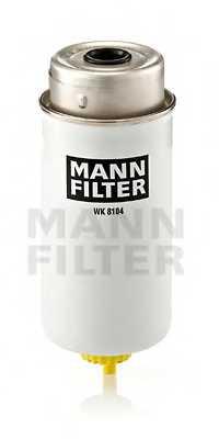 Фильтр топливный MANN-FILTER WK 8104 - изображение