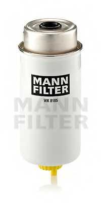 Фильтр топливный MANN-FILTER WK 8105 - изображение