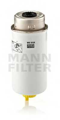 Фильтр топливный MANN-FILTER WK 8154 - изображение