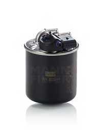 Фильтр топливный MANN-FILTER WK820/15 - изображение