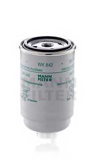 Фильтр топливный MANN-FILTER WK 842 - изображение