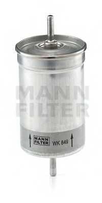 Фильтр топливный MANN-FILTER WK 849 - изображение
