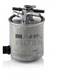 Фильтр топливный MANN-FILTER WK 9007 - изображение