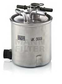 Фильтр топливный MANN-FILTER WK 9008 - изображение