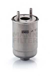 Фильтр топливный MANN-FILTER WK 9012 x - изображение