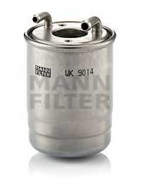 Фильтр топливный MANN-FILTER WK 9014 z - изображение